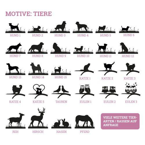 Motive Tiere